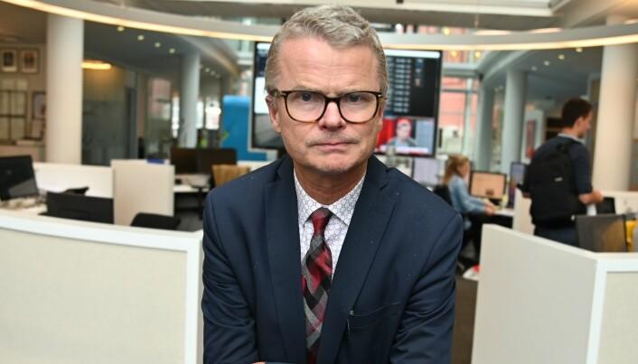 Derfor vender Lars Helle tilbake til det tabloide: – Dagbladet er en tilstand
