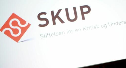 Tidligere SKUP-leder står tiltalt for grovt underslag: – Han ser fram til å bli ferdig