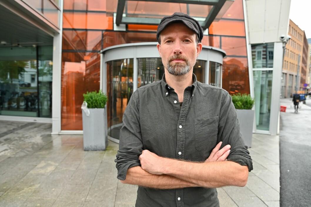 Klubbleder Jo T. Gaare i Morgenbladet er fornøyd med konstitueringen.