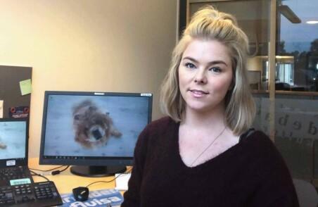 Monica Irén Solberg Susegg (33) blir ny nyhetsredaktør i Fremover