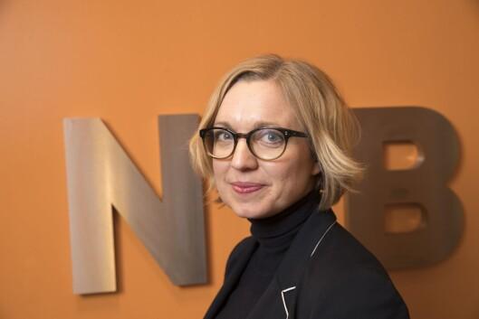 Nyhetsredaktør Sarah Sørheim i NTB forteller at de ikke har en policy mot å sitere Resett.
