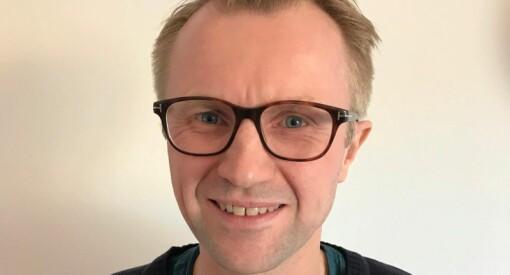 Håkon Moslet (46) forlater NRK Nyheter - melder overgang til NRK Sport