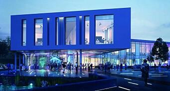 Byggestart for nytt mediebygg i Volda i november