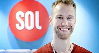 Peder Engesæth er ny direktør for forretningsutvikling i SOL og Aller Media