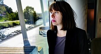 Morgenbladet-redaktør Anna B. Jenssen snakkar ut: – Det er klart eg har gjort feil
