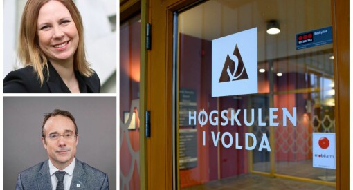 Departementet griper inn i Volda-konflikten: Ber høyskolen om å behandle Rotevatns klage