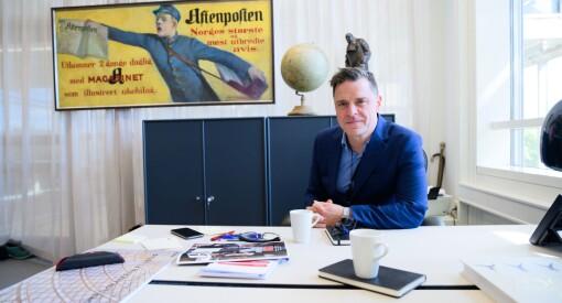 Hvem kan ta over Aftenposten etter Espen Egil Hansen? Her er 5 kandidater vi tror kan være aktuelle