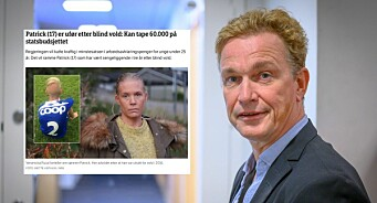 NRK avpubliserte artikkel med faktafeil etter klage frå departement