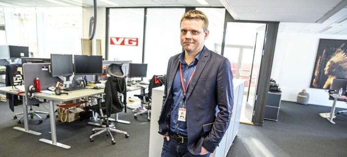 Den nye sjefen mener to ting blir avgjørende for E24s fremtid: – Utrolig viktig