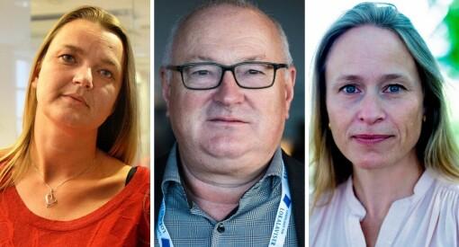 Delte reaksjoner på ny pressestøtte: – Bekymret for de større lokalavisene
