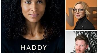 Flere mediefolk kritiserer Haddy Njie-boken: – Det står til stryk