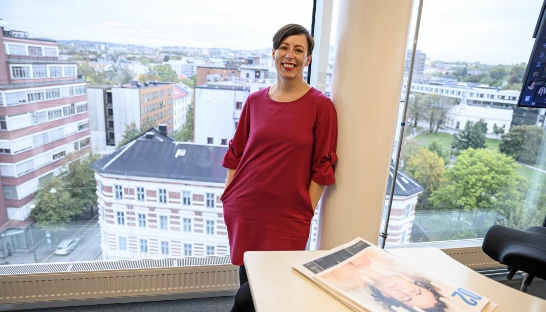 Ingeborg Volan.