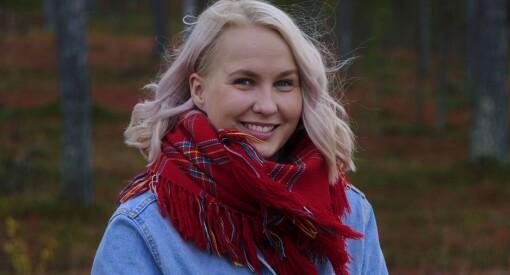 Ánne Márjá Hætta er ny programleder i Studio Sápmi
