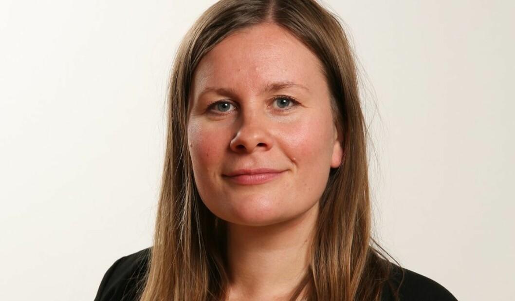 Silje Solstad har vært fast ansatt i Nordlys de siste fem årene, og går nå over i en helt ny rolle.