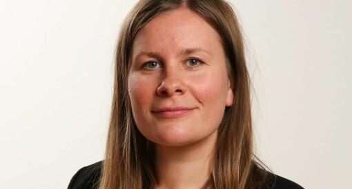 Silje Solstad (33) blir ny politisk kommentator i Nordlys