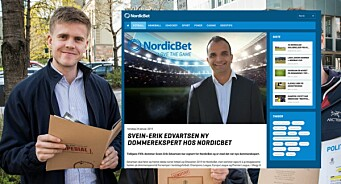 Har Nordicbet kontroll? En god huskeregel er å la journalister ta seg av journalistikken