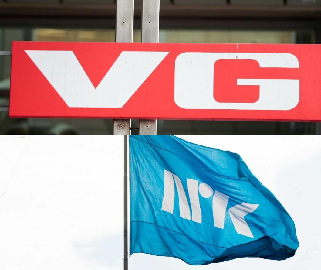 Mens Equinor, VG og Vy kommer dårligere ut enn i fjor, topper Coop, Tine og NRK analyseselskapet Ipsos' årlige omdømmemåling.