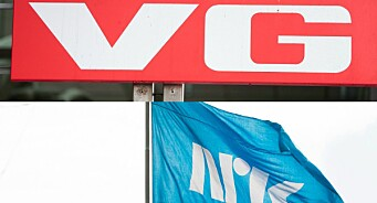 VG faller på omdømmemåling - NRK best i klassen