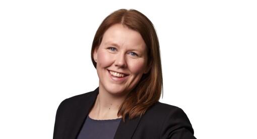 Gro Tvedt Anderssen (44) er ny kommunikasjonsdirektør i NFF
