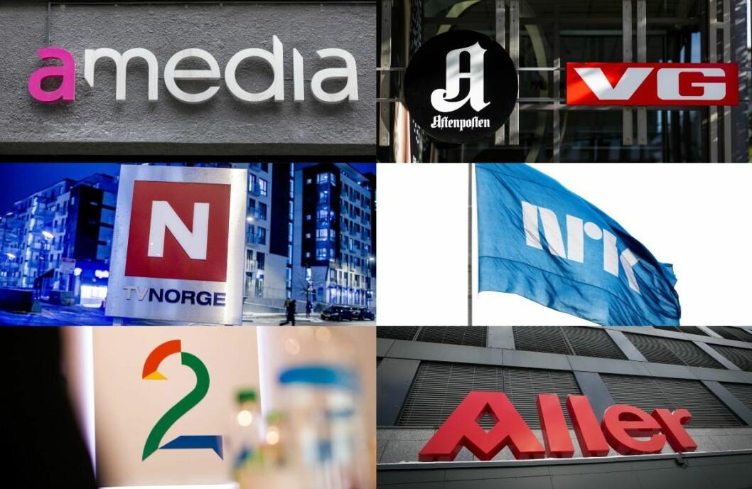 Hvilke medier har best omdømme?