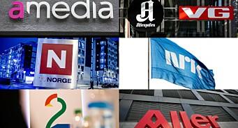 Disse mediene har best og verst omdømme: – Har økende betydning for folk