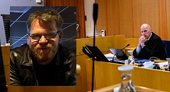 Tidligere SKUP-leder dømt til 60 timers samfunnsstraff