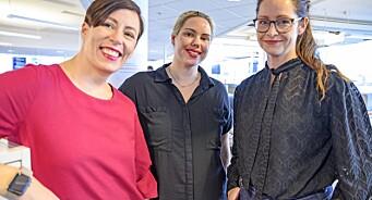 Fire av seks i DNs nye redaktørkabal er kvinner: – Det er såvidt vi er innom reglene til vårt eget likestillingsutvalg