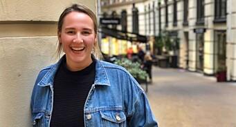 Camilla Bergland (29) setter lederjobben i VG Partnerstudio på vent: Blir frilanser i New York