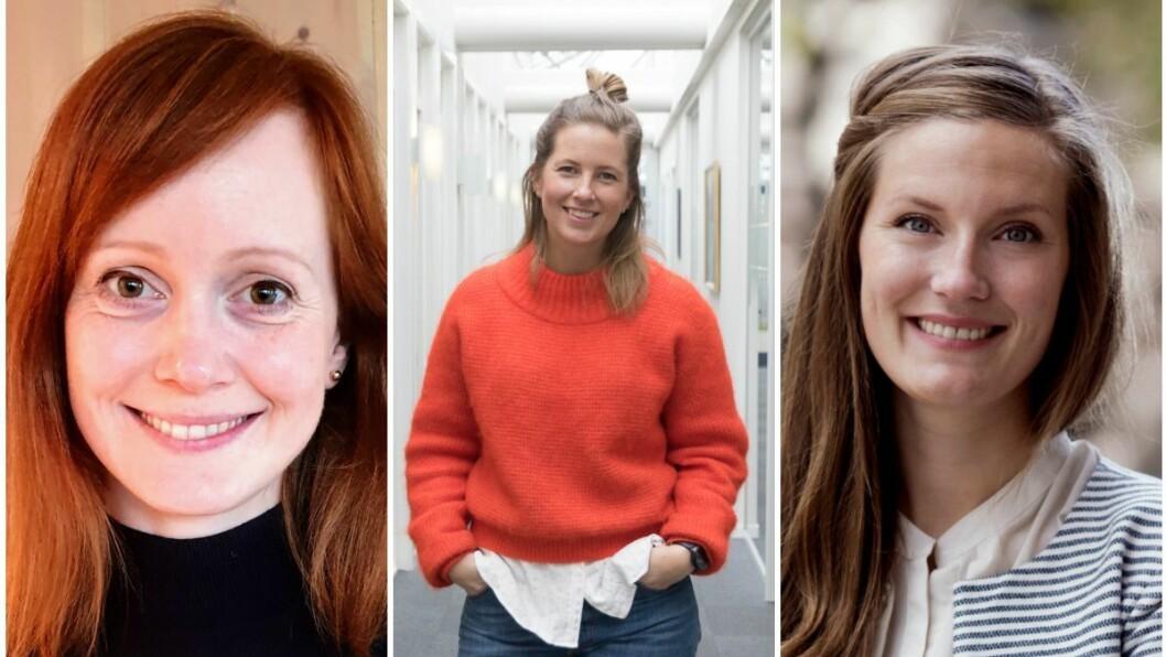 Grethe Wiig Samdal, Marie Havnen og Karoline Fossland er årets finalister i kåringen av Årets talent. Neste uke deles prisen ut på høstmøtet til Medienettverket – forum for kvinner i ledelse.