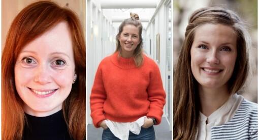 Grethe Wiig Samdal, Marie Havnen eller Karoline Fossland kan bli kåret til Årets medieledertalent