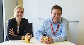 Dagbladet-redaktør Alexandra Beverfjord: – Det er veldig deilig å gå forbi NRK og TV 2
