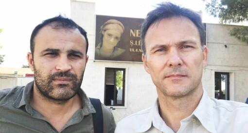 Aftenposten trekker reporterne sine ut av Syria: – Var i ferd med å miste kontrollen