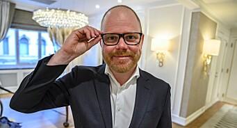 VG er Norges mest leste avis. Sjefredaktør Gard Steiro ser likevel ingen grunn til å ligge på latsiden