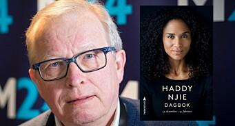 Min konklusjon er klar: Opphisselsen over bokutgivelsen til Haddy Njie er betydelig overdrevet