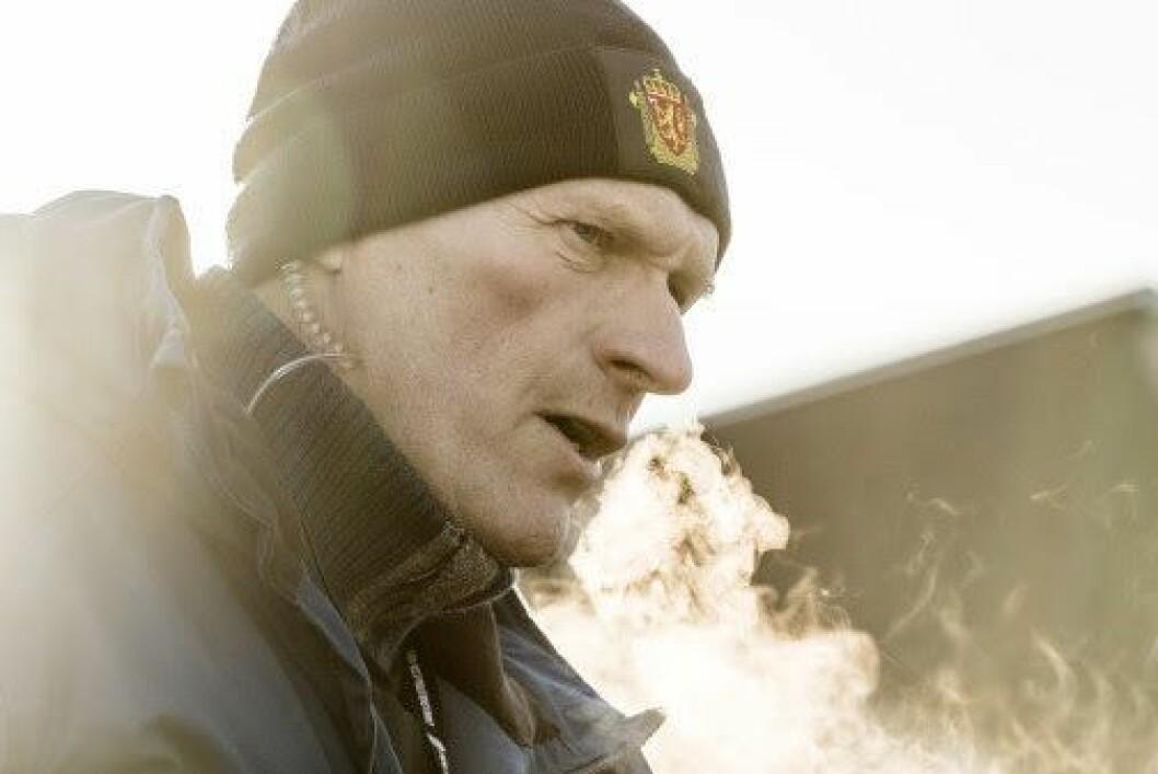 Sven Nordins velkjente norske fjes skal nå vises på britiske skjermer.
