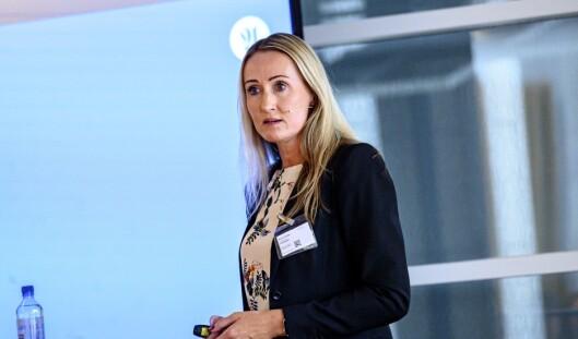 Kirsti Husby, sjefredaktør i Adresseavisen.