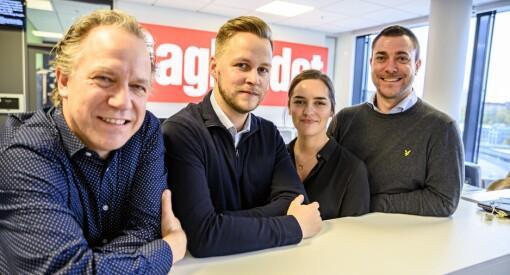 Dagbladets nye finansnettsted skal hete «Børsen»: – Det blir finans til folket