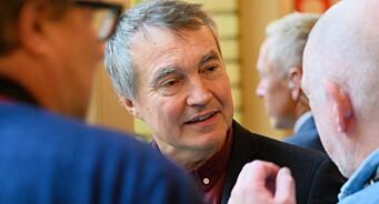 Aslak Bonde sluttar i Morgenbladet i protest