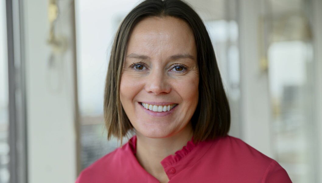Nina Vesterby er sjef i Story House Egmont.