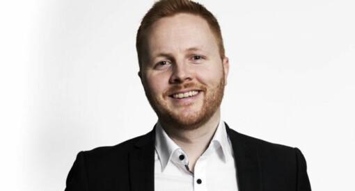 Håvard Kvalheim ny administrerende direktør i Polaris Media Sør og Fædrelandsvennen