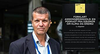 Aftenpostens Equinor-annonse skaper debatt internt: – Bekymret for at Forklart skal miste tillit
