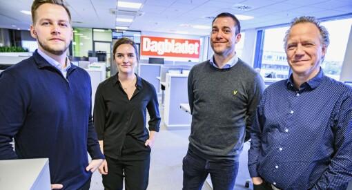 Slik skal Dagbladets «Børsen» kapre lesere: – Potensialet i finansjournalistikken er ikke tatt helt ut