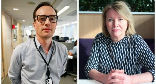Marie Simonsen kritisk til Forklart-annonseringen til Aftenposten: –Ubegripelig og flaut