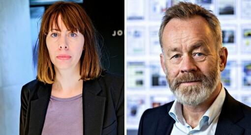 Morgenbladets styreleder: – Anna B. Jenssen har måttet tåle en voldsom storm