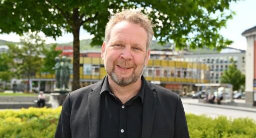 SKUP-vinner Espen Sandli blir ansvarlig redaktør i Drammens Tidende