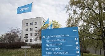 NRK hadde tekniske problemer med flere av tjenestene sine