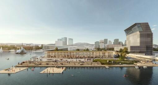 Oslo-byrådet legger planen om «Fotografihuset» på Sukkerbiten på is
