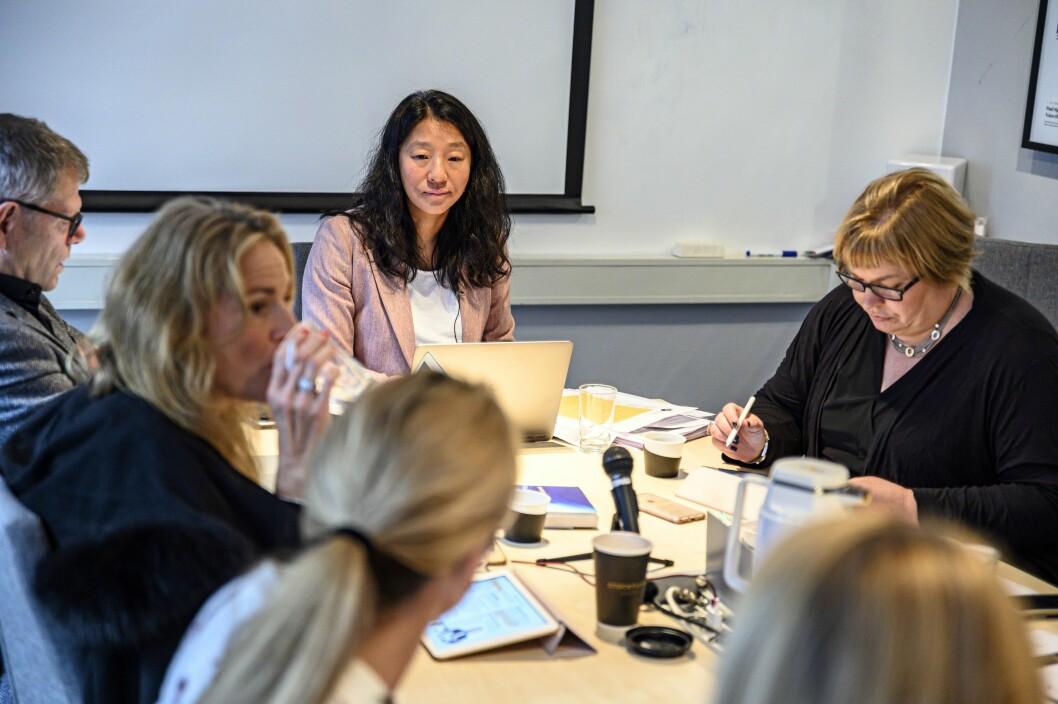 Arkivfoto: PFU-møtet 23. oktober 2019.
