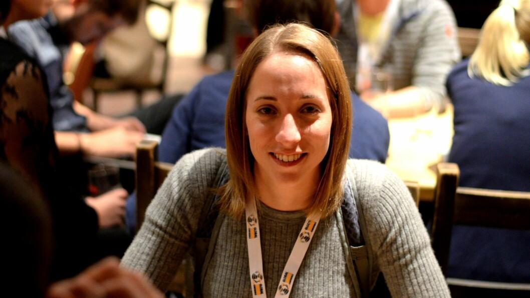 RUNA SANDVIK, digital sikkerhetsekspert og kursholder, har ikke lenger en jobb å gå til i New York Times.