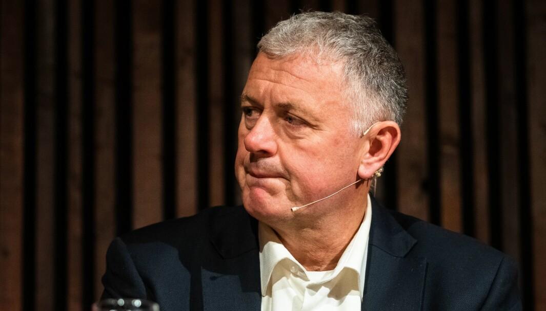 Gunnar Stavrum, ansvarlig redaktør i Nettavisen